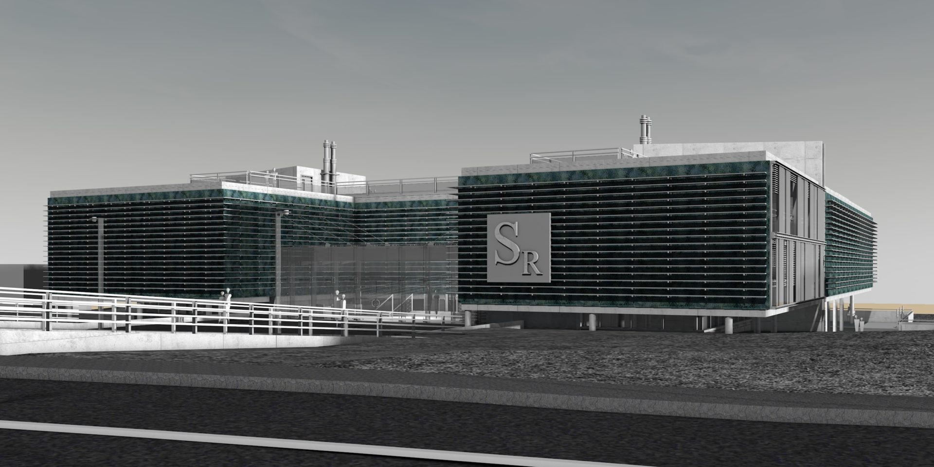 2004 – Dom seniora