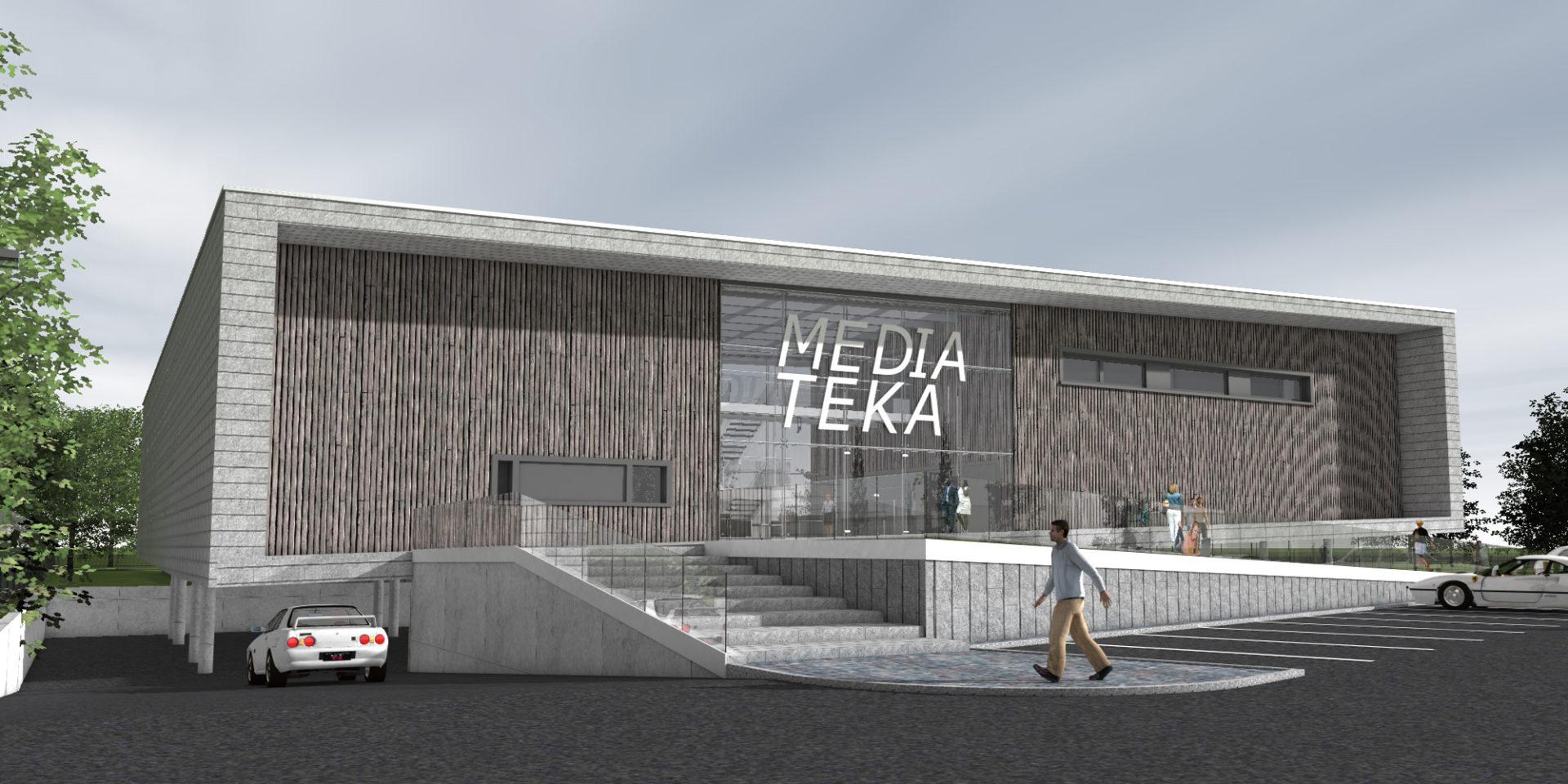 2013 – Mediateka