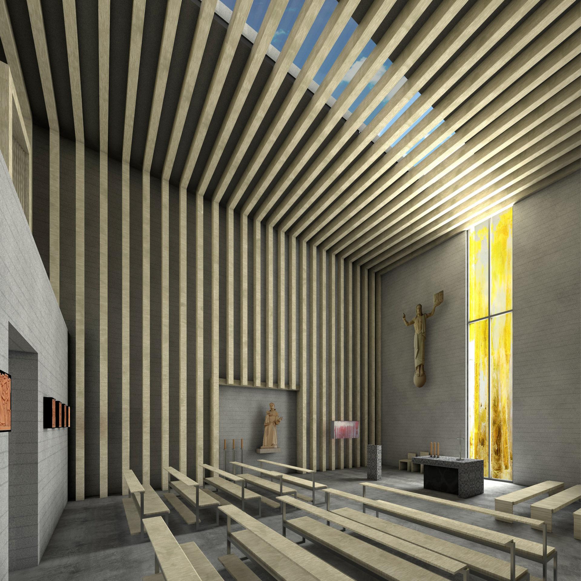 2015 – Kirche Fichtelberg